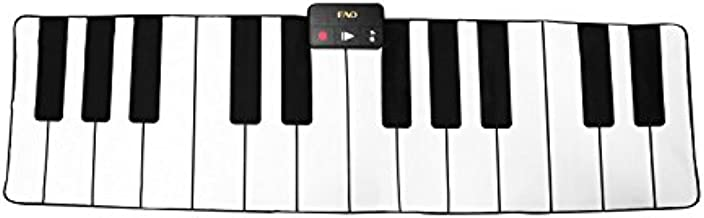 FAO Premium Piano Dance Mat - 69x31-Inch Fun Musical Step 'N' Play mat For Children - Perform Classic Tunes With Your Feet! - 38 Different Notes - Record & Playback Functions - Great Gift Idea For Boy