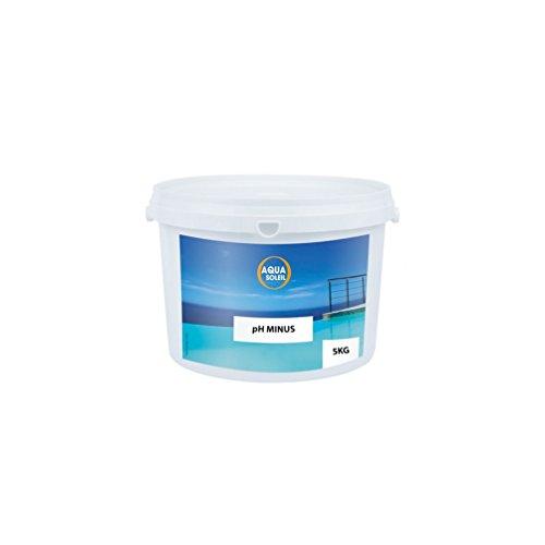 Aqua Soleil - Régulation PH moins poudre 5 kg - 701005 - Aqua Soleil