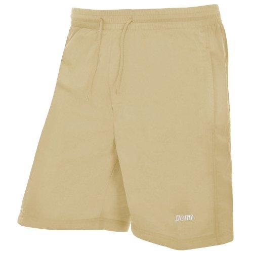 Penn - Herren Shorts - Für Sport Laufen Tennis Training - Kamel - XS
