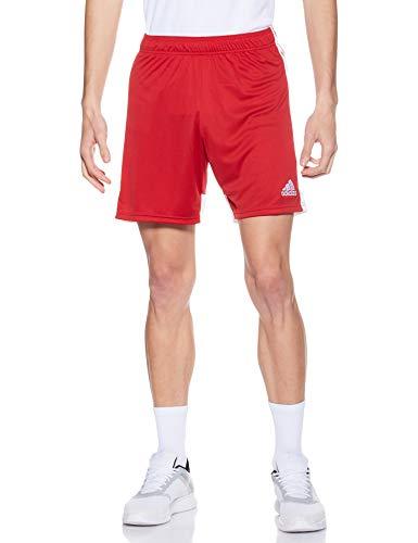 Adidas Tastigo 19 SRT, Pantaloncini Uomo, Rosso (Power Red/White), M