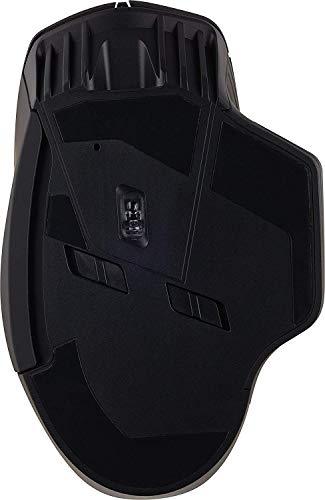 Corsair DARK CORE RGB LED Bluetooth Kabellose Optische Gaming Maus 16.000 DPI, Ausführung:Dark Core RGB (Ricondizionato)
