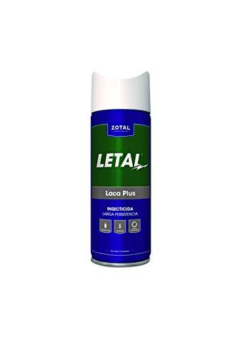 Letal Laca Plus - Aerosol Insecticida, 400 ml