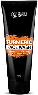 Beardo Turmeric Facewash for Men (100g)