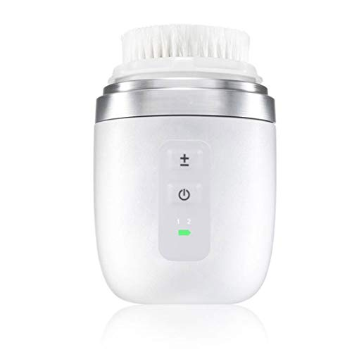Brosse Nettoyante Visage, Brosse pour le visage imperméable 2 en 1 brosse exfoliante portable pour les soins de la peau