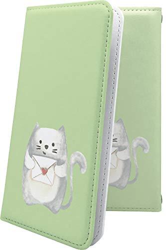 スマートフォンケース・GRANBEAT DP-CMX1(B)・互換 スマートフォンケース・手帳型 動物 動物柄 アニマル どうぶつ ねこ 猫 猫柄 にゃー グランビート オンキョー オンキョウ キャラクター キャラ キャラスマートフォンケース・dpcmx1 dp-cmx1 cmx1 ロゴ ワンポイント ロゴ入り