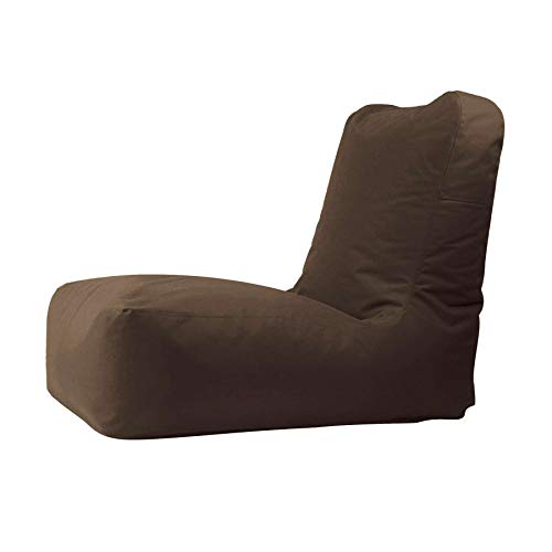 ikarus Bomenda Sitzsack 105 x 65 cm - Taupe