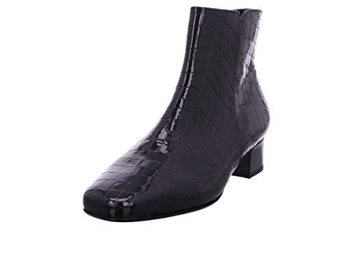 Hassia 83033830100 776200 Bottines pour Femme Noir - Noir - Noir, 6