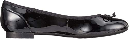 Clarks Couture Bloom, Damen Ballerinas, Schwarz (Black Patent), 40 EU (6.5 Damen UK)