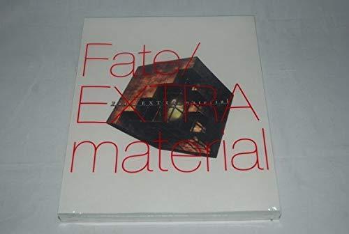 新品未開封 Fate/EXTRA material 初回限定版 検索:フェイトエクストラマテリアル 設定資料 イラスト集 Wadarco