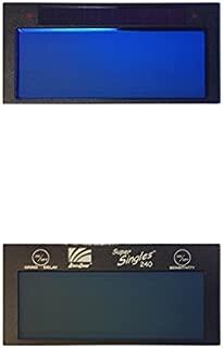 ArcOne SS240 Super Singles 240 Auto-Darkening Filter 2 x 4.25 x 0.25