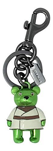 Coach x Star Wars Limited Edition Yoda Key Ring - #f78817