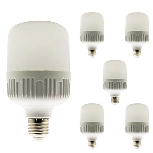 Mengjay 5 x LED-lamp Edison-lamp E27 26W spaarlamp binnenverlichting buitenverlichting constante stroom hoge mooie gloeilamp 26W