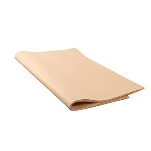 Papier Kraft Rouleau, 20 Feuilles Papier Kraft Naturel De Papier Pour L'artisanat, L'art