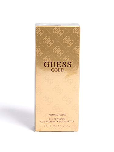 Guess Gold by Guess Eau De Parfum Spray 2.5 oz / 75 ml (Women)