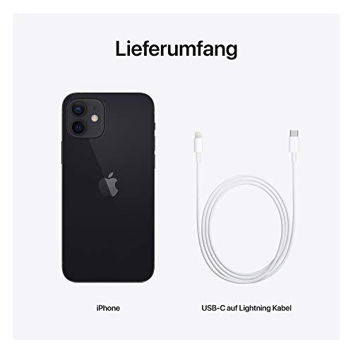 Neues Apple iPhone 12 (64GB) - Schwarz