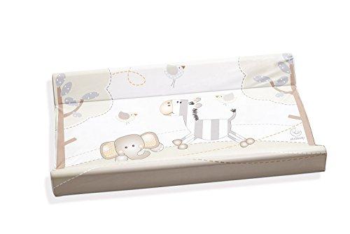 80X50 Cm 2 Cunei e Testiera Fasciatoio da Lettino Lavabile Fasciatoio da Culla per Bambine e Bambini Volpe 80 X 50 Cm Fasciatoio da Tavolo 70X50 Cm