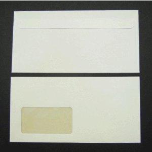 Blanke Briefumschläge Munken Pure DIN C6/5 90g/qm HK Fenster VE=500 Stück gelblichweiß