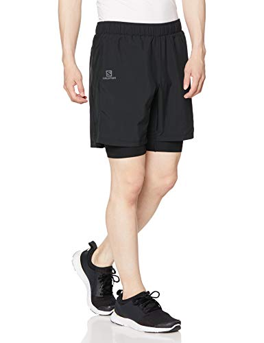 SALOMON Agile Twinskin Pantalones Cortos Deportivos Hombre