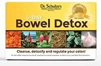 Dr Schulze s 5 Day Bowel Detox Promotes Healthy Movements Packets product image