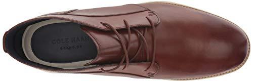 Cole Haan Men's Original Grand Chukka Boot, Woodbury/Ivory, 10 M US