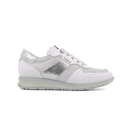 CALLAGHAN - Zapato Deportivo Casual, Sneakers con Cordones, Zapatillas con cuña y...
