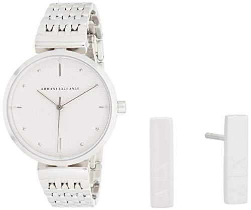 Armani Exchange Reloj Analógico para Mujer de Cuarzo AX7117