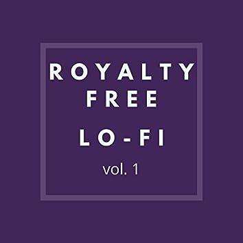 Royalty Free Lo-Fi, Vol. 1