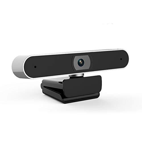 Leyee Cámara Web Usb Cámara Web para Computadora Portátil de Escritorio Plug-N-Play 1080P con Micrófono Incorporado para Clase en Línea Videoconferencia Juegos en Línea