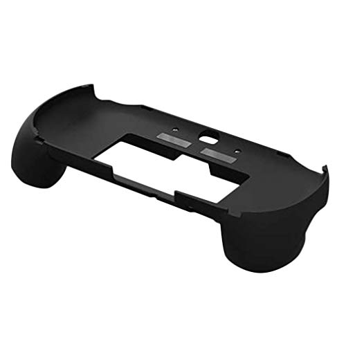 Nsdsb Étui pour Manette de Jeu Gamepad Hand Grip avec déclencheur L2 R2 pour Sony PS Vita 2000 Noir