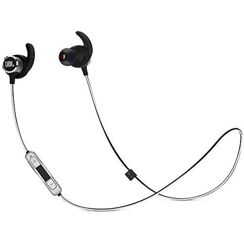JBL Reflect Mini 2 In-Ear Auriculares Deportivos Inalámbricos - Negro