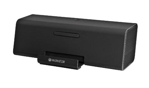 Woxter AP26-009 - Altavoces estéreo portátiles de 10 W, Color Negro