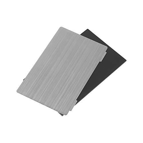 XIAOFANG Fangxia Store Piastre Flessibili in Resina 135x80mm / 135x75mm Piastra di Build Flessibile Magnetica Adatto per Photon/s/Mono SE/eledoo Mars/C/PRO