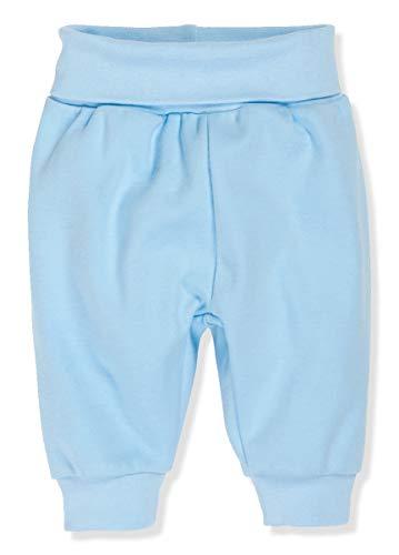 Schnizler Pump-Hose aus 100% Baumwolle Pantalones, Azul (Blue 17), 74 para Bebés
