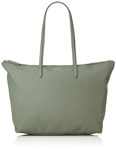 Lacoste NF1888, Shopping Bag Femme, Agave Green, Taille Unique