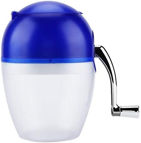 Sturdy Portable Hand Crank Easy-to-use Manual Household S Fort Worth Mall Ice Crusher Shaver