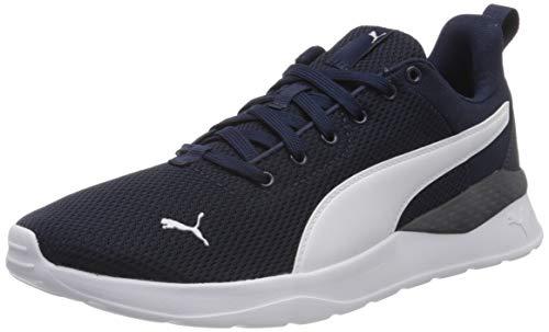 Puma Anzarun Lite, Unisex-Erwachsene Sneaker, Blau (Peacoat-Puma White 05), 45 EU