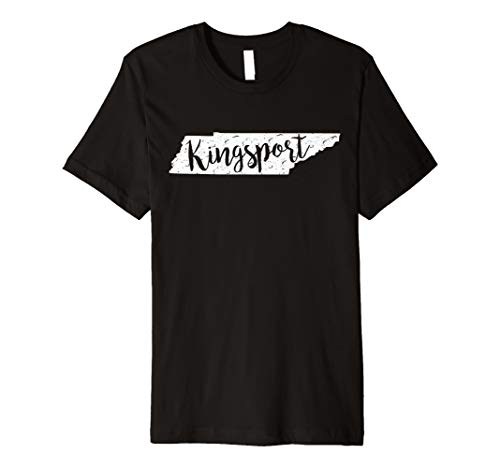 Kingsport Tennessee Native Pride Home State Vintage Shirts