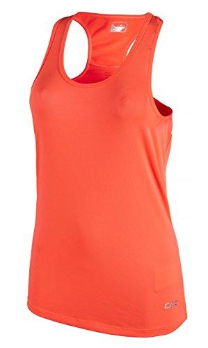 CMP Fitness Top Femme 38 Sun Orange