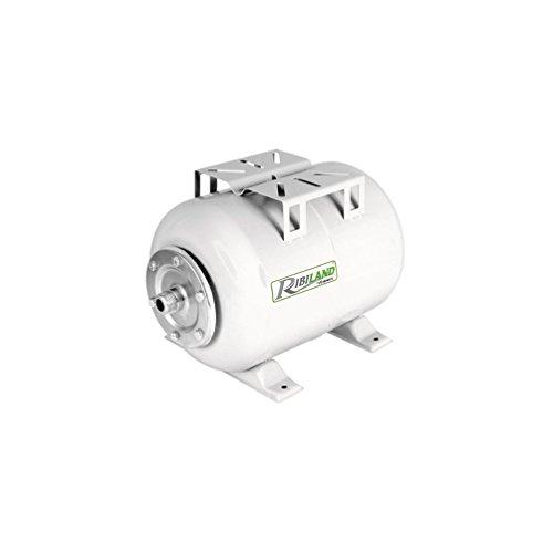 Ribimex PRS100/PH Réservoir pour compresseurs, 100 L, blanc, 49 x 46 x 67 cm