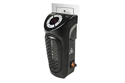 ARGO Mio: Calefactor cerámico con enchufe