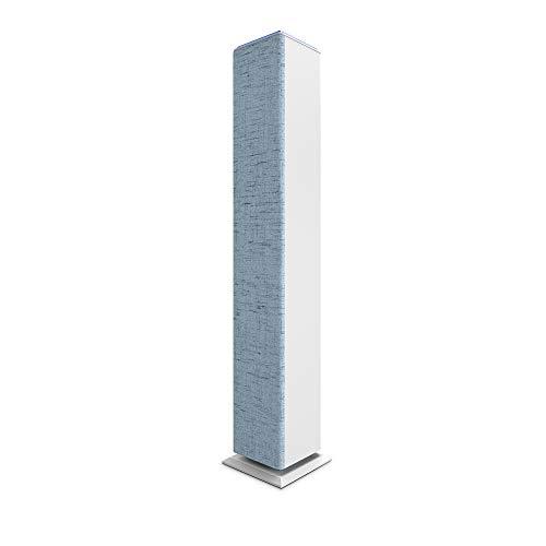 Energy Sistem Smart Speaker 7 Tower UK Version Torre de sonido (Alexa, Wi-Fi, Bluetooth, USB, Spotify/Airplay/Internet Radio Ready)-Azul