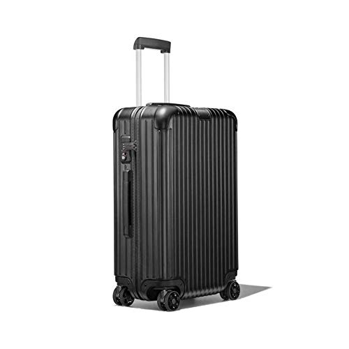 Review RIMOWA Essential Check-In M, Matte Black 60L