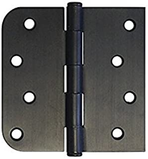 "CRL Dull Brass 4/"" x 4/"" Commercial Bearing Hinge 3 Pack"