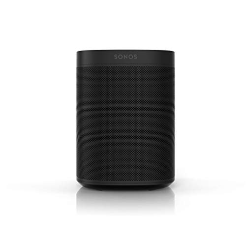 Sonos One SL Speaker per Accoppiamento Stereo e Surround Home Theater, Nero