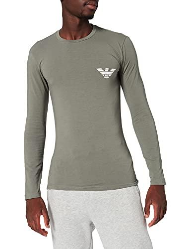 Emporio Armani On-Site Edition T-Shirt, Beaver, S Uomo