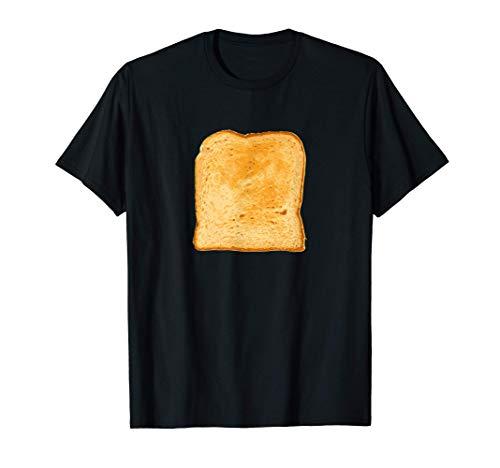Toast Pain Toast Pain Petit Déjeuner Drôle Meme T-Shirt