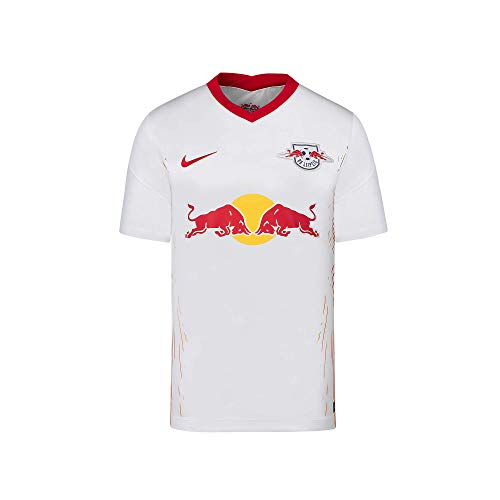 RB Leipzig Home Trikot 20/21, Youth Small - Original Merchandise