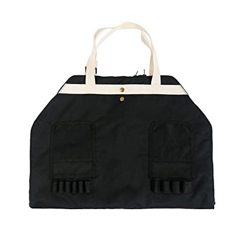 Ulapithi Delantal multifunción 2 en 1 Oxford, bolso de mano, bolsa de almacenamiento de picnic