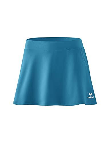 Erima Damen Tennis Rock, Oriental Blue, 38