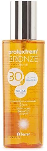 Protextrem Bronze, Acelerador y optimizador del bronceado (FPS 30) - 200 ml.